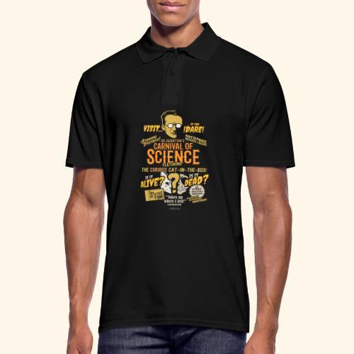 Schrödingers Katze   Geek T-Shirts - Männer Poloshirt