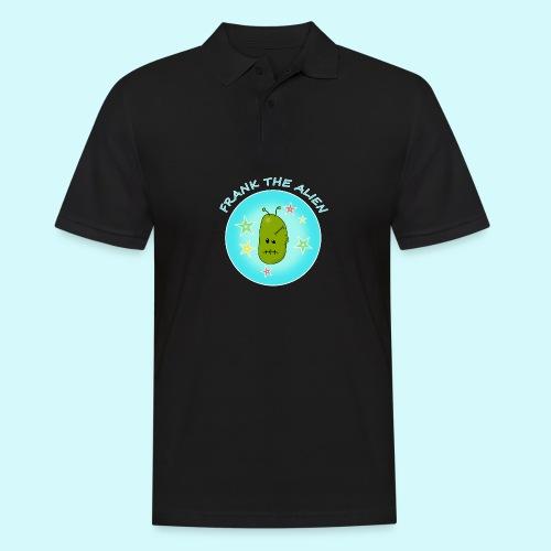 frank der alien - Frankenstein sifi - Männer Poloshirt