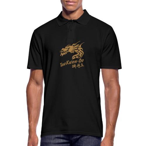 Taekwondo Dragon - Men's Polo Shirt