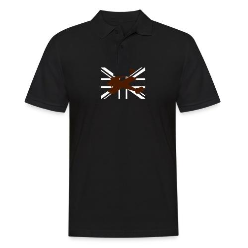 ukflagsmlWhite - Men's Polo Shirt