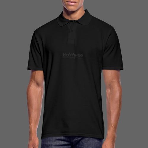 NoWings_Fam - Männer Poloshirt