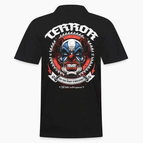 Terror - Do You Want A Balloon? - Men's Polo Shirt