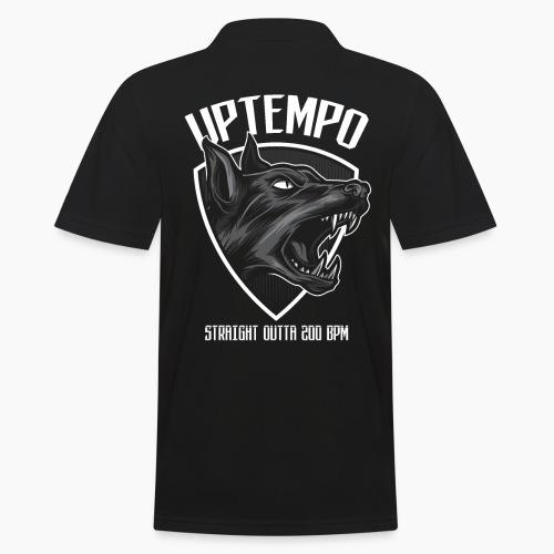 Uptempo - Straight Outta 200 BPM - Men's Polo Shirt