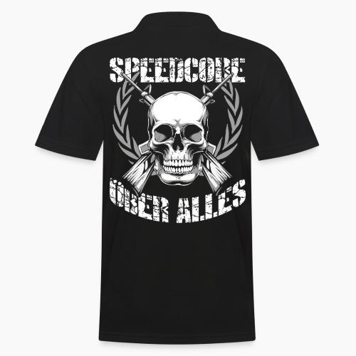 Speedcore Über Alles - Men's Polo Shirt