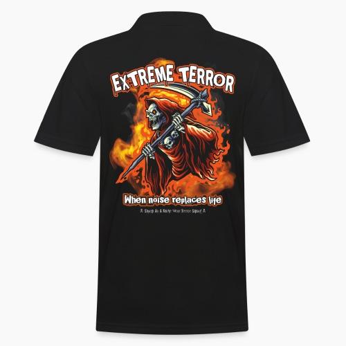 Extreme Terror - Men's Polo Shirt