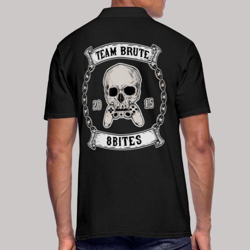 8 Bites MC - Men's Polo Shirt