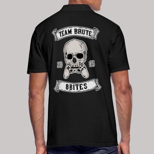 8 Bites MC no chain - Men's Polo Shirt