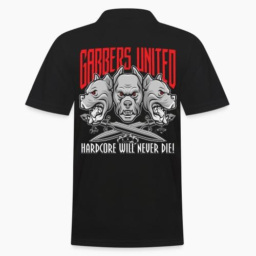 Gabbers United - Men's Polo Shirt
