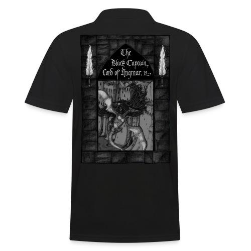 The Black Phantom - Men's Polo Shirt