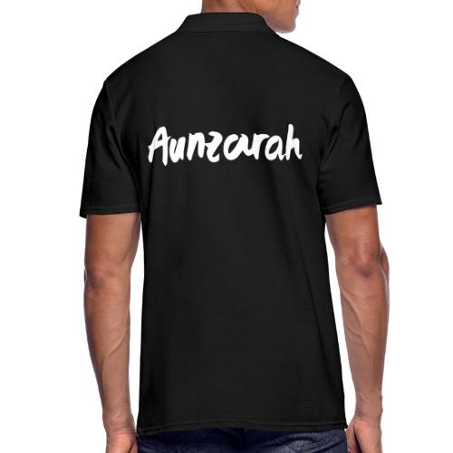 Aunzarah - Männer Poloshirt