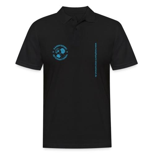 kiwebsite - Männer Poloshirt