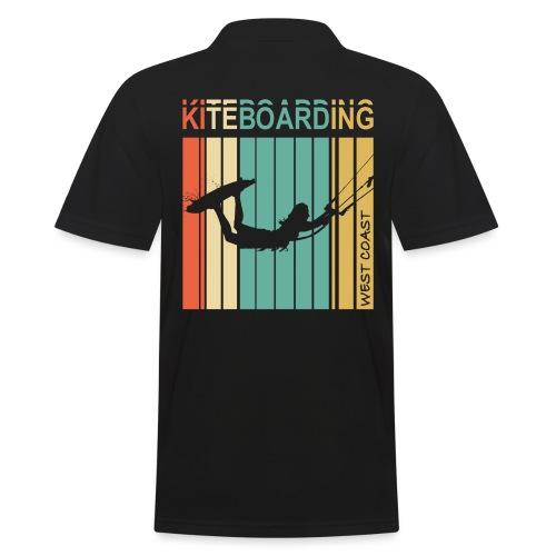 Kiteboarding WEST COAST - Polo Homme