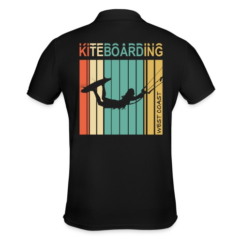 Kiteboarding WEST COAST - Polo Homme