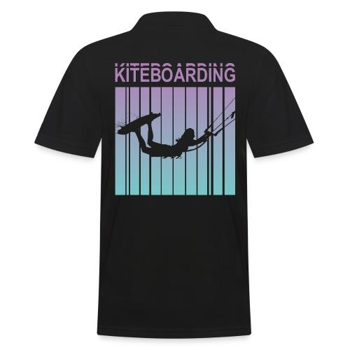 Kiteboarding - Men's Polo Shirt