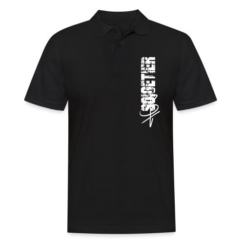 logo st - Männer Poloshirt