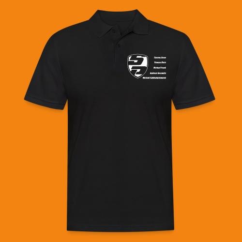 Wppen mit namen2W - Männer Poloshirt