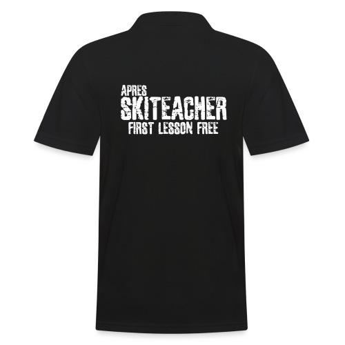 AS TEACHER3 - Men's Polo Shirt