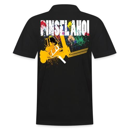 PINSEL AHOI - Männer Poloshirt