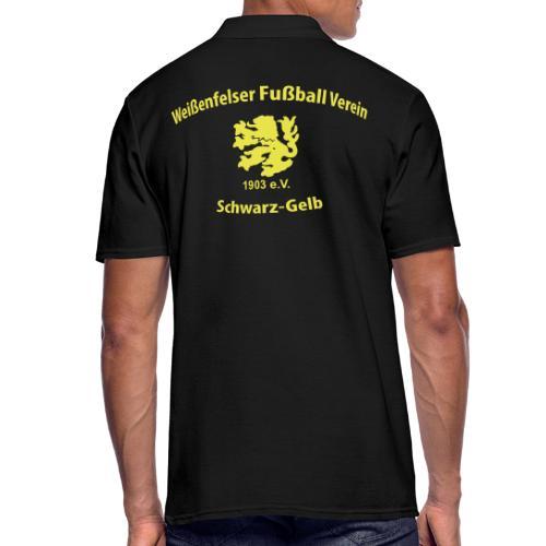 WFV Logo (groß) - Männer Poloshirt