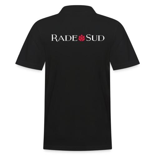 Logo_RadeSud_grosseps - Männer Poloshirt