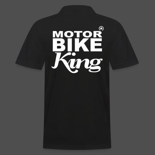 Motorbike King 8KQ02 - Männer Poloshirt