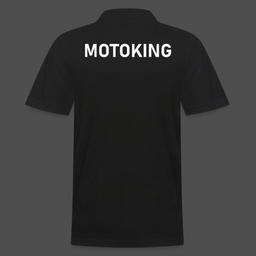 moto król - Koszulka polo męska