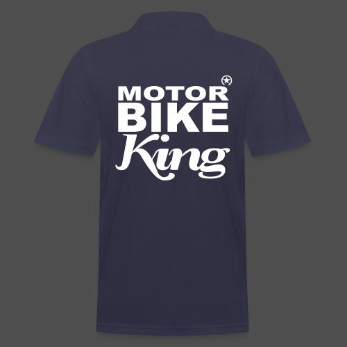 Motorbike King - Koszulka polo męska