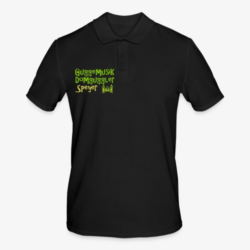 20170404_logo_ - Männer Poloshirt