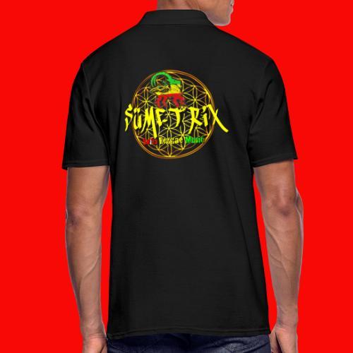 SÜMETRIX FANSHOP - Männer Poloshirt