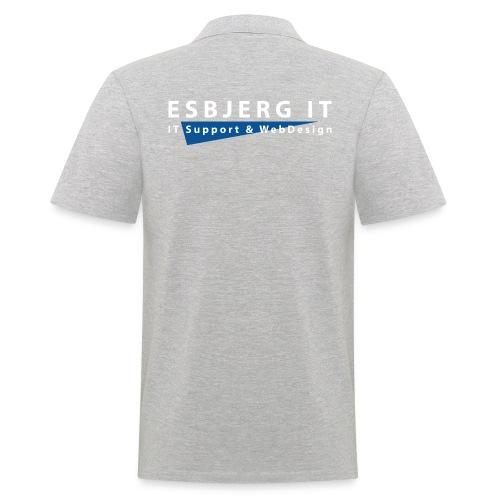 Esbjerg IT - Herre poloshirt