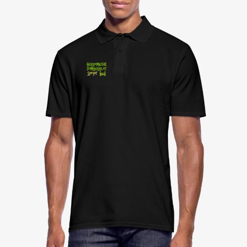 Domguggler - Männer Poloshirt