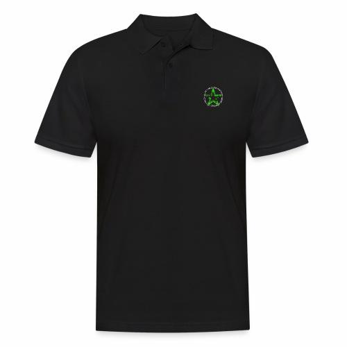 ra star slogan slime png - Männer Poloshirt
