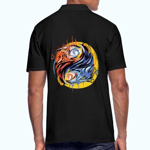 Japan Phoenix - Men's Polo Shirt