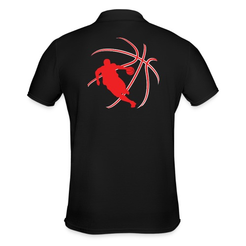 Basketball - Men's Polo Shirt