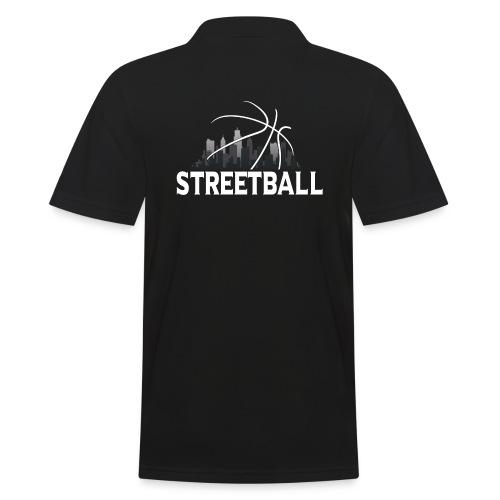 Streetball Skyline - Street basketball - Men's Polo Shirt