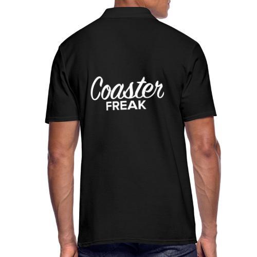 Coaster Freak Script - Polo Homme