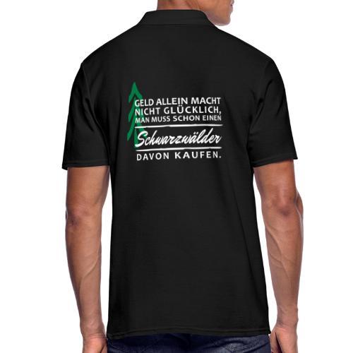 Schwarzwälder kaufen - Männer Poloshirt
