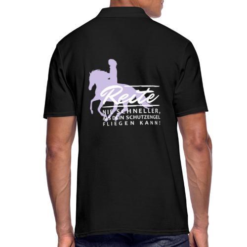 Schutzengel - Männer Poloshirt