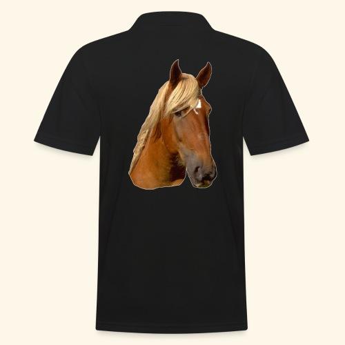 Horse Head - Men's Polo Shirt