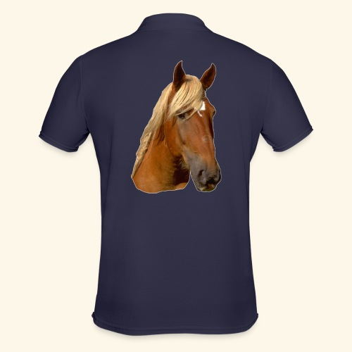 Horse Head - Men's Polo Shirt
