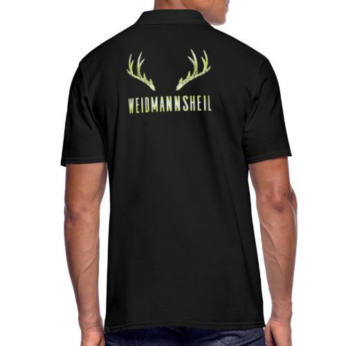 Weidmannsheil - Männer Poloshirt