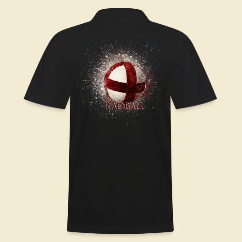 Radball | Ball - Männer Poloshirt