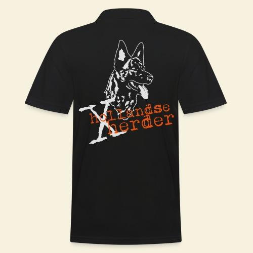 xherder_plot - Männer Poloshirt