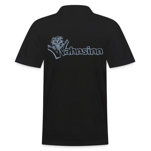 Wahnsinn Logo - Mannen poloshirt