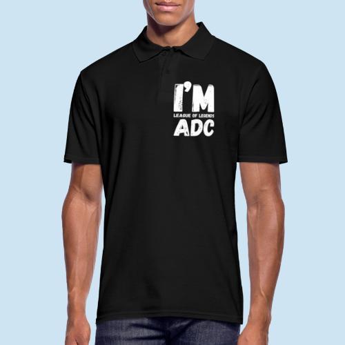 I'm ADC main - Poloskjorte for menn