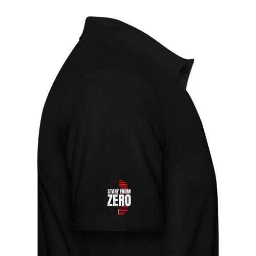 Start from ZERO - Men's Polo Shirt