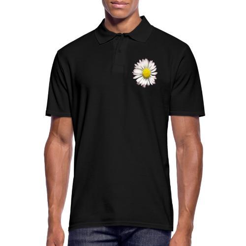 TIAN GREEN - Gänse Blümchen - Männer Poloshirt