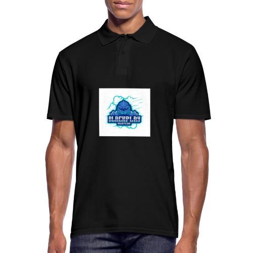 BlackPlayUltra - Männer Poloshirt