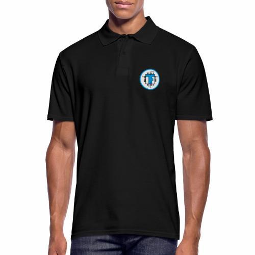Tinker-Fun Logo - Männer Poloshirt