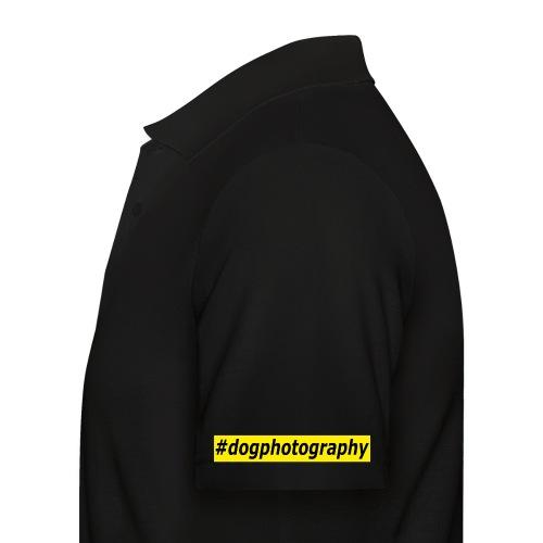 Dogphotography - Hundefotografie Fotograf Hunde - Männer Poloshirt